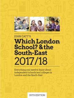 Which London School? & the South-East 2017/18