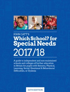 Which School? for Special Needs 2017/18