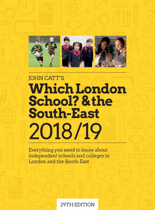 Which London School? & the South-East 2018/19