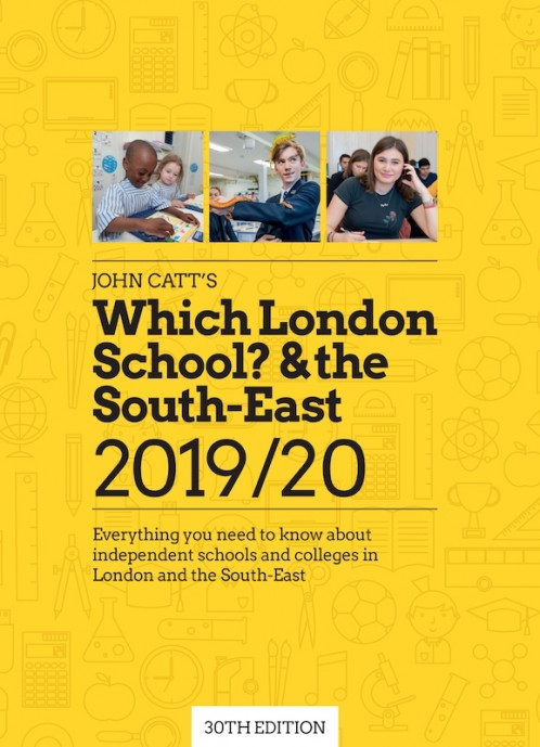 Which London School? & the South-East 2019/20