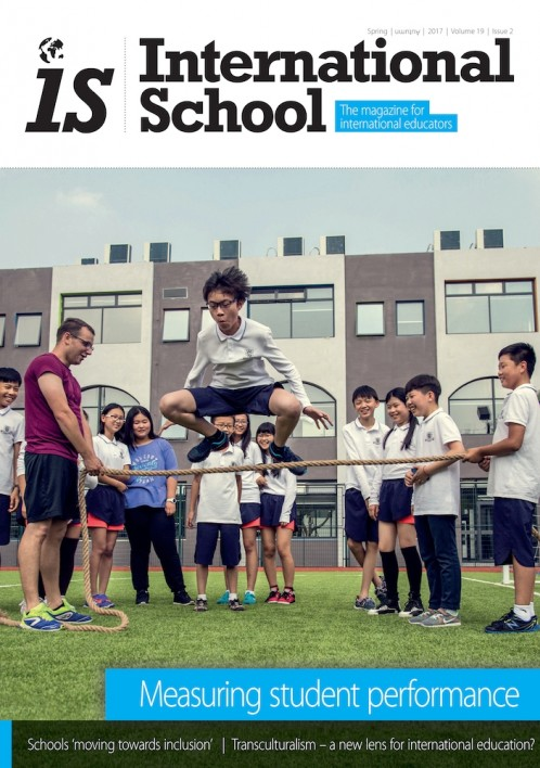 International School magazine - One-Year Subscription