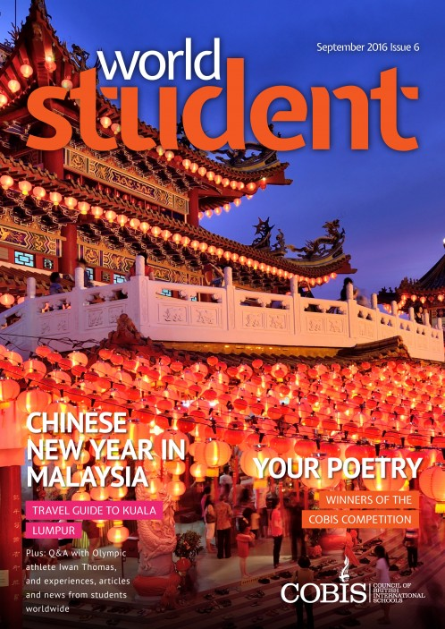World Student magazine