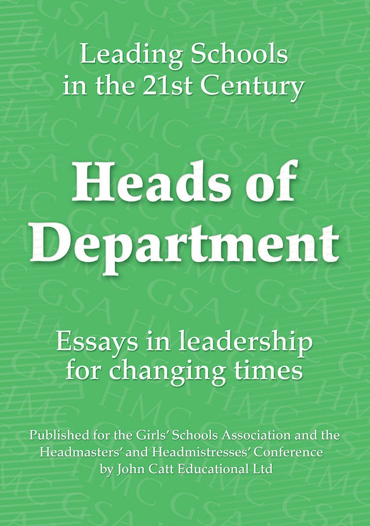 Heads of Department