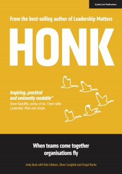 HONK! When teams come together, organisations fly