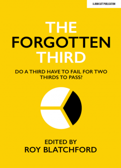 The Forgotten Third: Do one third have to fail for two thirds to succeed?
