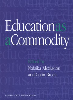 Education as a Commodity