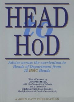 Head to HoD