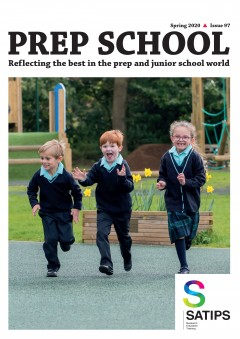 Prep School - Current Issue