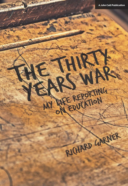 The Thirty Years War: My life reporting on education