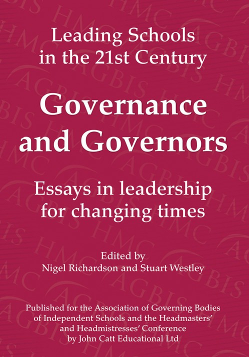 Governance and Governors
