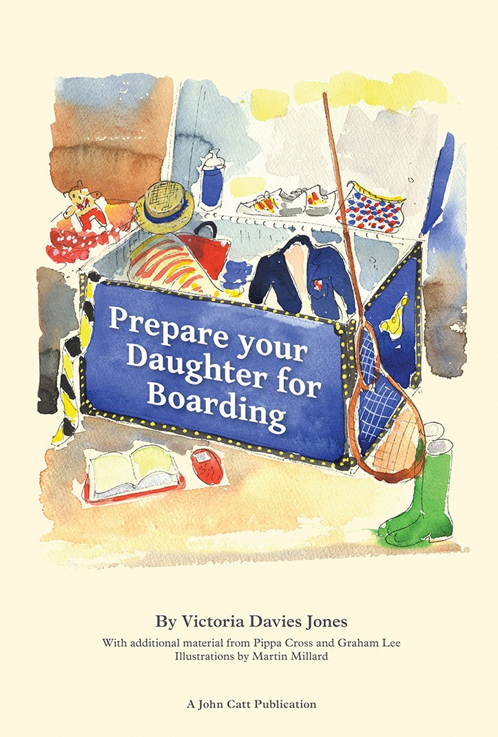 Prepare your Daughter for Boarding
