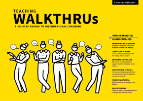 Teaching Walkthrus: Five-step guides for instructional coaching
