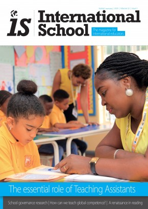 International School magazine - Current Issue