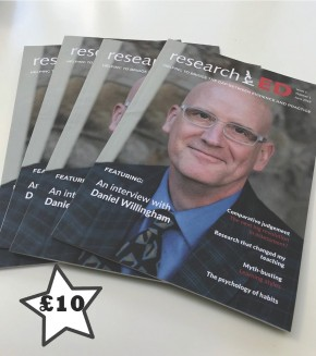 researchED magazine £10 donation
