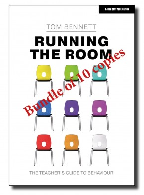 Running the Room: The Teacher's Guide to Behaviour (BUNDLES OF 10)