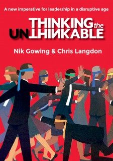 Thinking the Unthinkable: A new imperative for leadership in the digital age