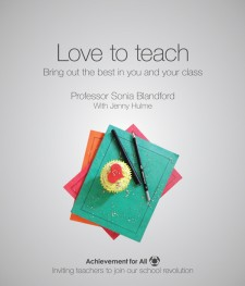 Love to teach: Bring out the best in you and your class