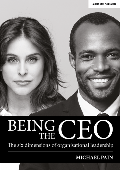 Being the CEO: The six dimensions of organisational leadership
