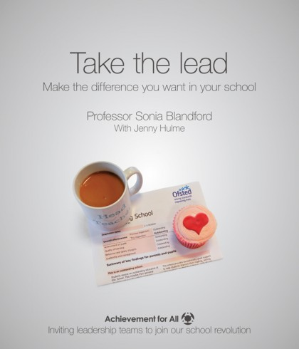 Take the lead: Make the difference you want in your school